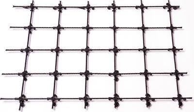 Kompozitní síť 2,2mm (50x50mm), role O,80x30m (24 m2) BFRP čedič.vlákna    - 2