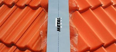 Větrací pás nároží 5bm Metalroll Cč - 2