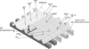 Samovrtný šroub do oceli 2mm 4,8x20 (250bal), modrá - 2/2
