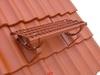 Stoupací plošina - rošt 800x250mm hnědá - 2/2