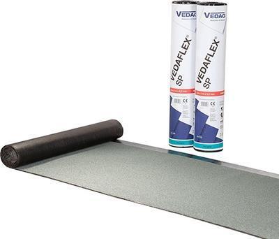 VEDAFLEX SP modrozelený tl.5,2mm, 5m2/role - 2