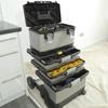 Pojízdný box Stanley FatMax kovoplastový montážní 1-95-622 - 3/6