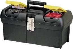 """Box na nářadí 16"""" série 2000 s kovovými přezkami Stanley - 3"""