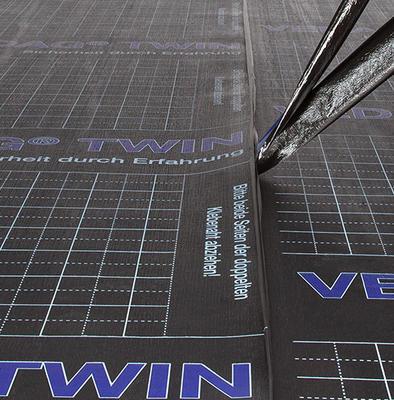 TWIN, tl. 0,9 mm, parotěsný pás do podlah 30 m2/role, 600 m2/pal. - 3