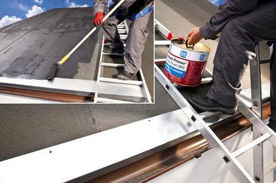 Střešní pás RDI 3D 13 pálená, tl.4,2mm 10 m2/role, 180 m2/pal. - 4