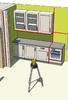 Stabila laser křížový Stabila LAX 50  - 4/4